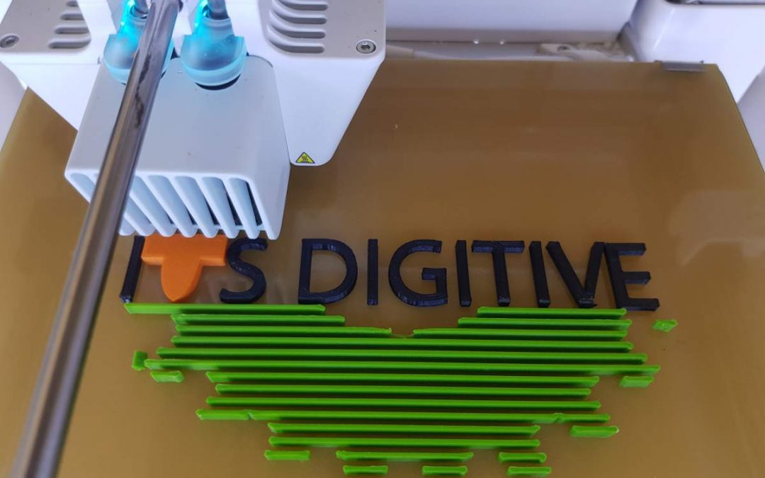 IT'S DIGITIVE – Sichere digitale Auftragsabwicklung für den produktiven Einsatz von 3D-Druck in Wertschöpfungsketten
