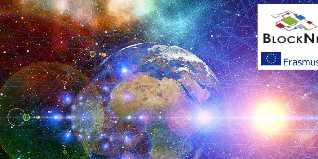 BlockNet – Blockchain Network Online Education for Interdisciplinary European Competence Transfer