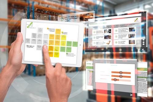 ABEKO Assistenzsystem zum demografiesensiblen betriebsspezifischen Kompetenzmanagement für Produktions- und Logistiksysteme der Zukunft