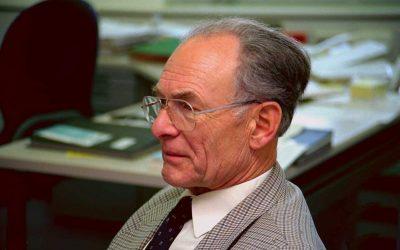 Wir trauern um Prof. Dr.-Ing. Horst-Henning Gerlach
