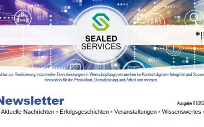 Sealed Services Newsletter erschienen